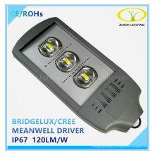 CE Аттестованное RoHS водить 160w уличный свет IP67 Класс защиты ik10