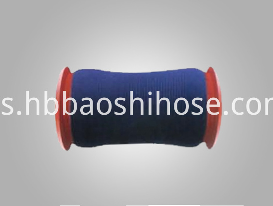 Rubber Discharge Pipe
