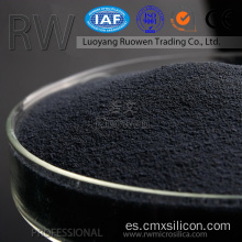 Excelente Suspension Performance Castables Materiales refractarios Micro Silica Powder Price List