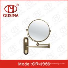 Wall Mounted Bathroom Folded Makeup Mirror