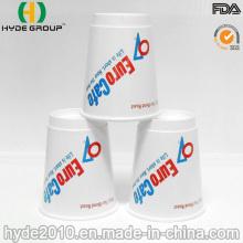 16 oz copo de papel de parede dupla biodegradável