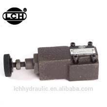 yuekn type hydraulic pressure control valve