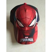 Sublimations-Polyester-Spiderman-Baseballmütze