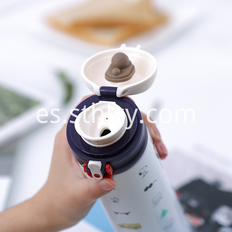 Student Stainless Steel Portable Mug
