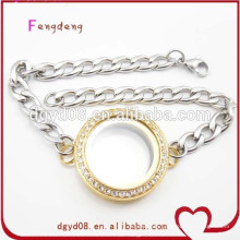Stainless Steel CZ crystal pendant manufacturer