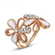 2015 neue Gestaltung Blume Ring für Hochzeit