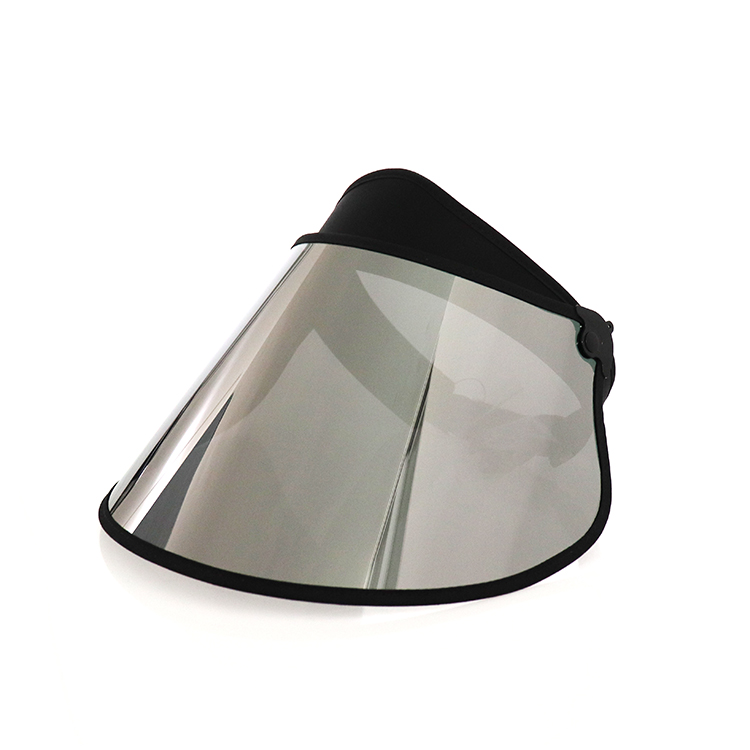 Large Brim Visor Face Cover Up Golf Visor Hat Factory