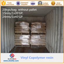 Copolímero de Vinilo Chlroide y Vinilo Isobutil éter MP45 CAS 25154-85-2 para Encuadernación de Tinta a Grabado.