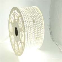 IP68 180 led/m waterproof 110V 220V 2835 pure white double row led strip