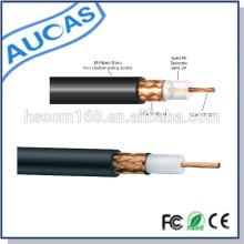 Câble coaxial rg213 rg6 Câble coaxial 75ohm prix Câble coaxial modem rg11 spécifications