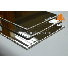 #8 Polished Stainless Steel Composite Sheet
