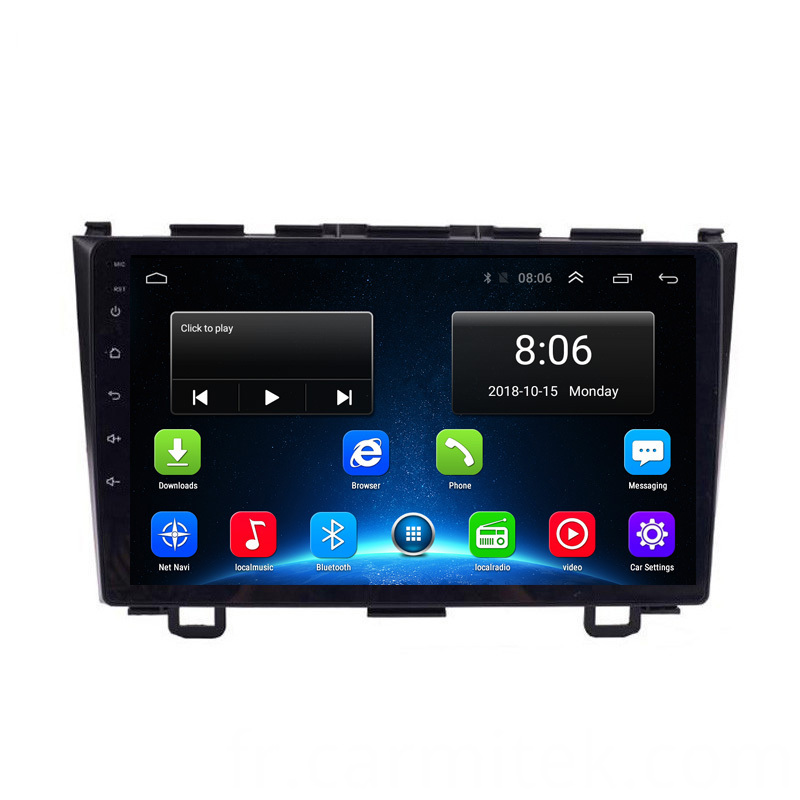 car stereo for Honda crv 2008