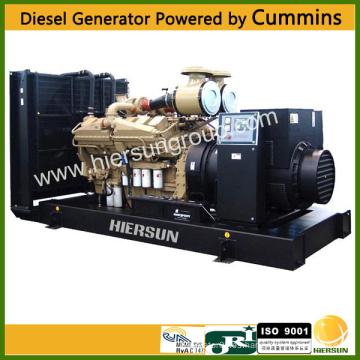 800kw Containerized accionado por el generador diesel de Cummins