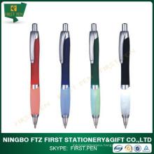 First L001 Wholesale Advertising Popular Metal Ball Pen Led
