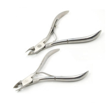 Salon Beauty tools 1/4 Jaw Stainless Steel Sharp Cuticle Nipper