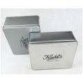 Corée Boîte à étain en cosmétique en métal Emballage de parfum Récipient en étain Promotion
