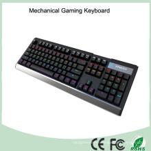 Aluminium Materials 104 Keys Mechanical Gaming Keyboard
