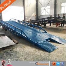 Рампа двора поставщика Китая 10t передвижная / телескопичный подъем человека / автоматический подъем