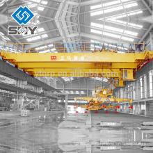 Henan Yuntian QC tipo 5 ~ 32TcBridge grúa de alta calidad para el taller
