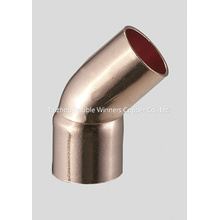 Street 45degree Elbow Copper Fitting for Refrigeration