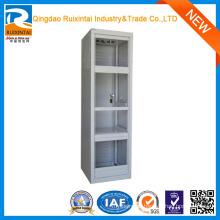 Alta precisão CNC usinagem caixa de caixa de exibição