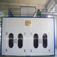 Equipamento de pulverização de exportação de venda quente para máquina