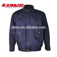 chaqueta de trabajo repelente de insectos de la armada del fabricante para ropa de trabajo forestal