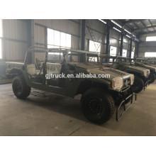 Dongfeng 6X6 outre du camion militaire de route pour le chargement résistant avec la tente et la tige