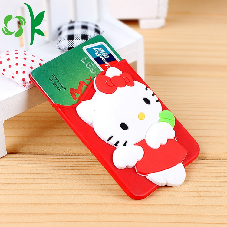 Silicone Cute Wallet