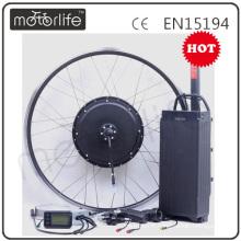 MOTORLIFE / OEM 48V1000W kit de conversion de vélo électrique Chine