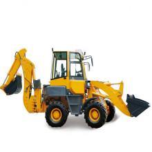 Wheel Mini 4x4 Tractor Excavator Digger Backhoe Loader for Sale