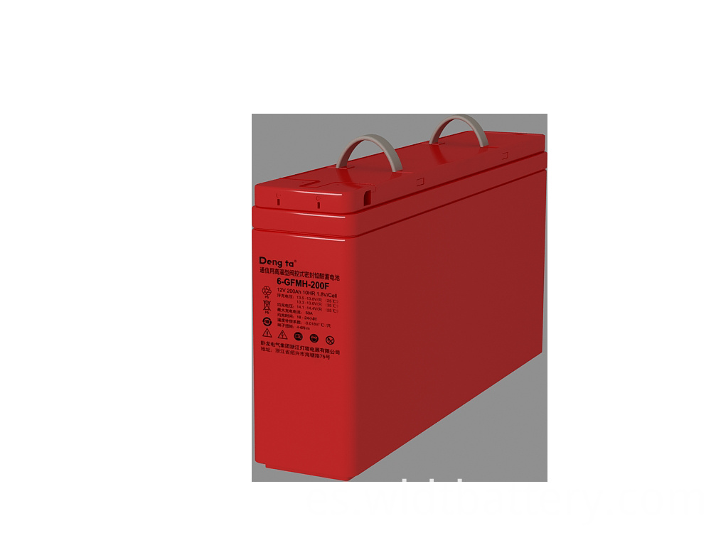 Good Quality VRLA Battery, Lead Acid Battery For High Temperature, 12V 200Ah Lead Acid Battery