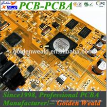 Asamblea de PCB y de PCBA de China con la máquina de la asamblea del PWB de SMT