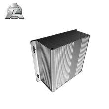 Revestimento em pó ip65 caixa de gabinete à prova de alumínio