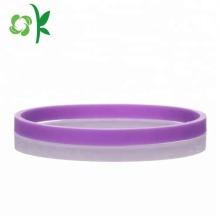 Popular Customized Logo Silicone Bracelet for Gift