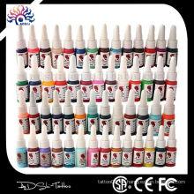 Ursprüngliche Tätowierungstinte 50 Farben