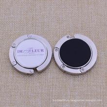 Печатание крюка портмона логоса эпоксидной краски с крюком мешка высокого качества Оптовая продажа