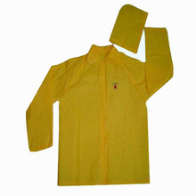 Yellow Waterproof pvc Suit