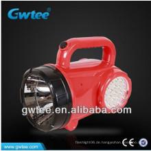 Super heller Handheld-LED-Scheinwerfer, Notfall-Suchscheinwerfer