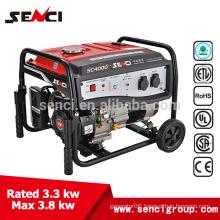 Low Noise Silent 3hp 6.5hp 7hp 7.5hp 13hp 14hp 16hp 24hp 31hp Generating Machine Generator set
