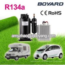 Boyard batteriebetriebene dc 12 Volt ac Kompressor für Mini Klimaanlage für Auto
