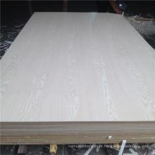 Contraplacado de placa de bloco de alta qualidade com papel de melamina