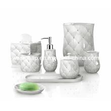 Accessoire de bain en porcelaine de qualité supérieure (WBC0634A)