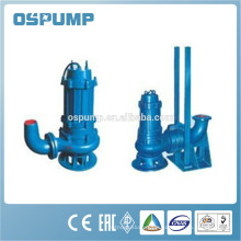 electric submersible dewatering pump