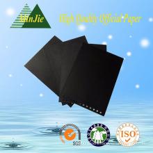 Custom High Grade Good Quality Black Cardboard