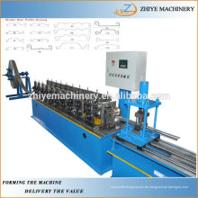Verschluss Tür Roll Umformmaschine / Rolling Shutter Slat Making Machine