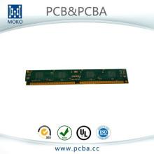 Asamblea del tablero de circuito impreso del juego de SIMM con el paquete de BGA IC / el dedo de oro