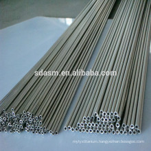 304/316L Stainless Steel Sanitary Seamless Capillary Tube/Pipe