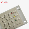3DES PCI5.x Approved Diebold Metal Encrypted Pin Pad