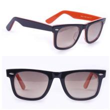 Gafas de sol de la marca de fábrica / gafas de sol unisex de la manera